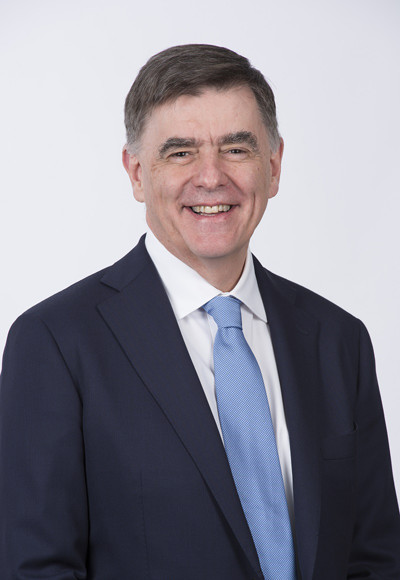 Professor Brendan Murphy, Australian Government Chief Medical Officer (CMO)