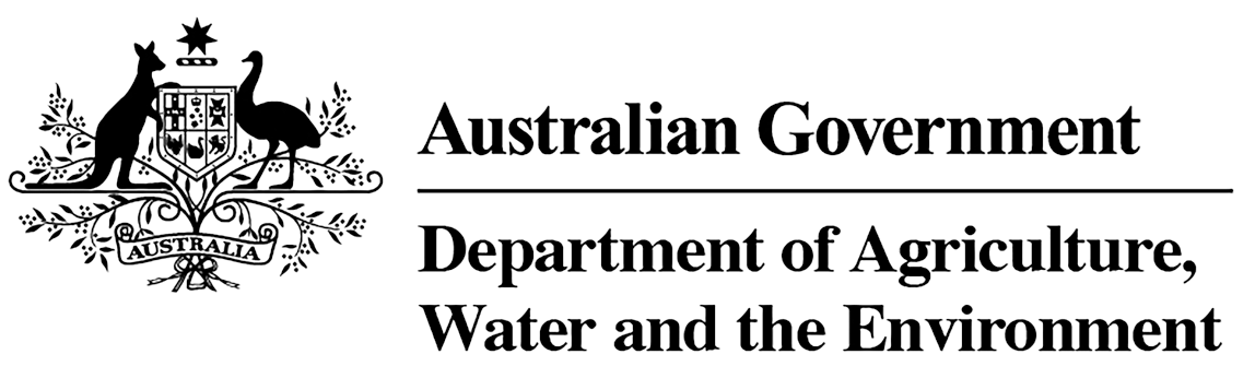 Department of Agriculture, Water and The Environment - External website